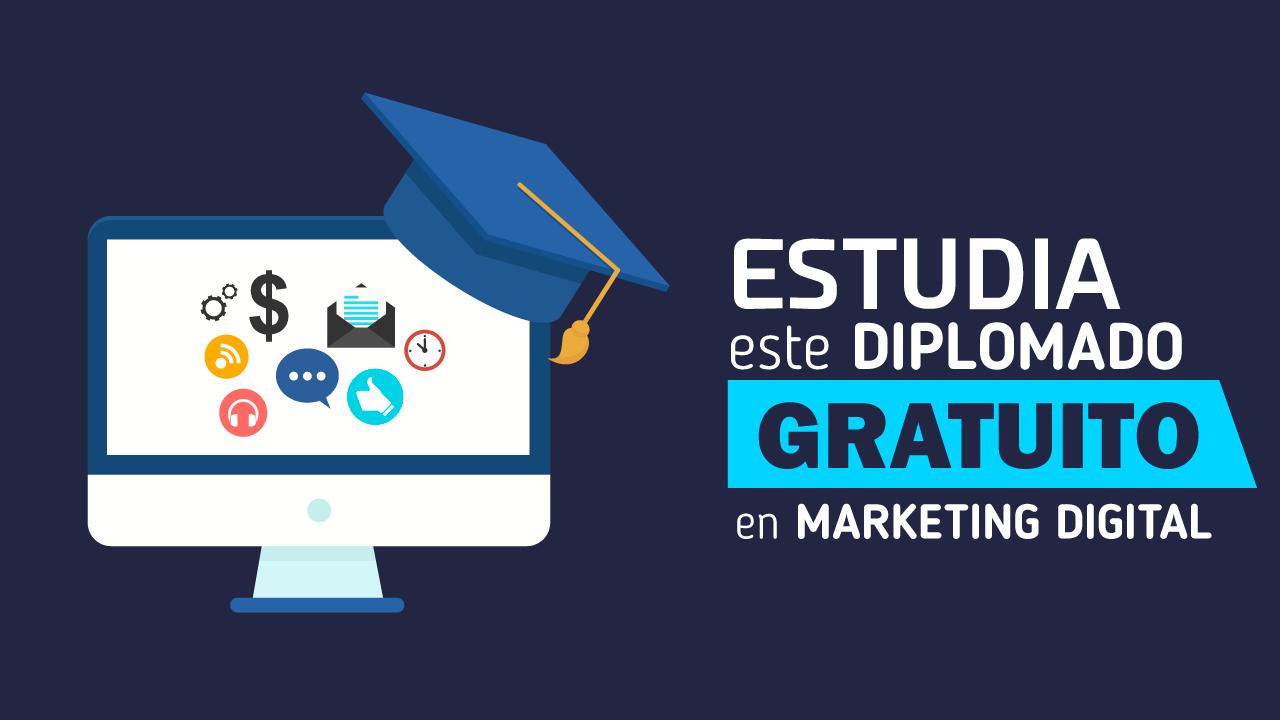 Diplomado GRATUITO de Google en Marketing Digital.