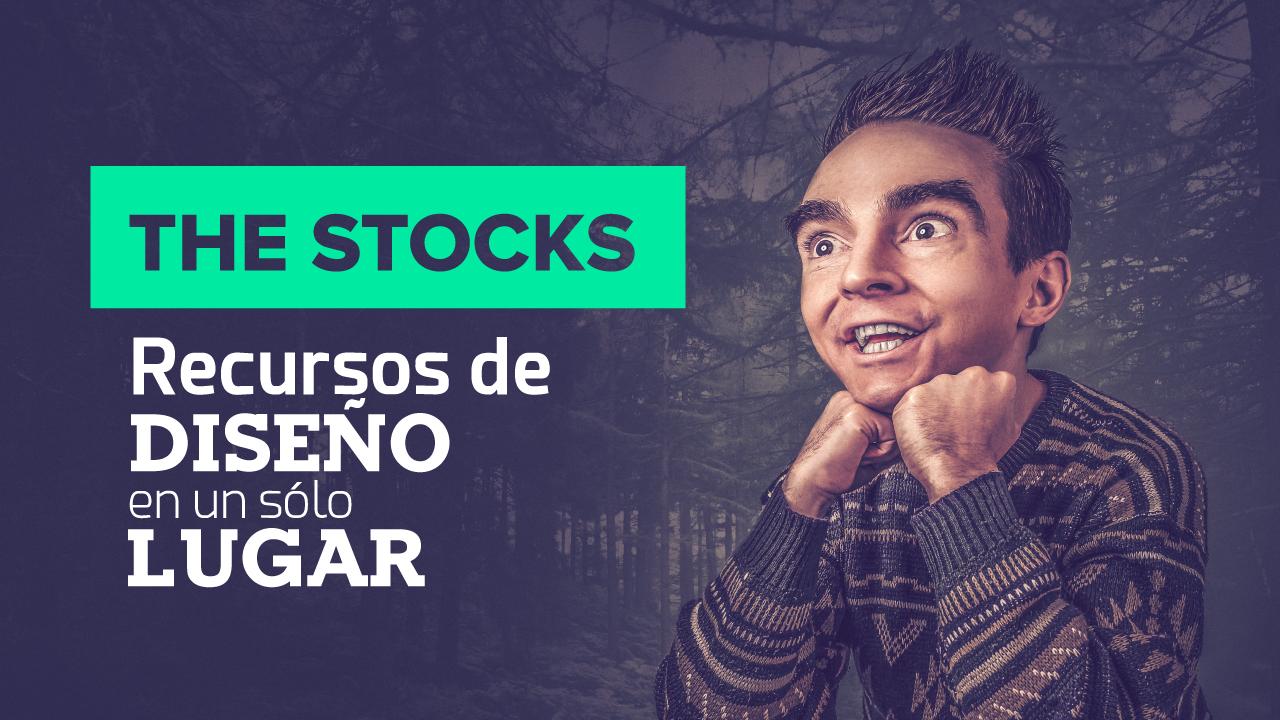 The Stocks: Recursos para diseñadores en un sólo lugar