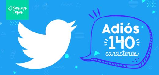 Twitter aumenta el límite de caracteres para todos los usuarios