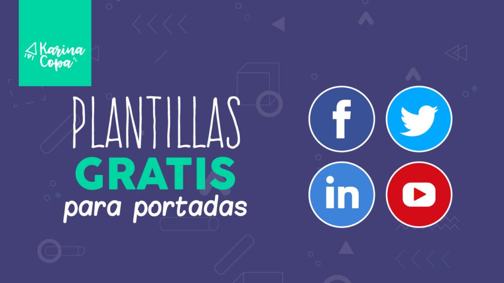 Imagenes Para Facebook Gratis: Plantillas De Portadas Para Facebook, Twitter, Linkedin Y